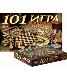 101 игра для всей семьи  8003