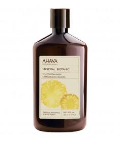AHAVA Мягкий крем для душа ананас/персик 500мл