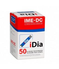 Акция! Тест-полоски  IME-DC IDIA 50шт.