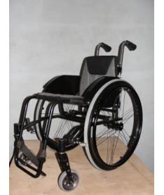Активная инвалидная коляска из титана Flaer 19