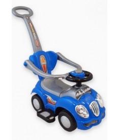 Alexis-Babymix HZ-558 (blue) Машинка-каталка