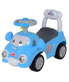 Alexis-Babymix Z-313 (blue)  Машинка-каталка