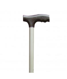 Алюминиевая трость Medok MED-01-010, регулируемая по высоте, серая