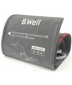 Анатомическая конусная манжета B.Well WA-C-ML