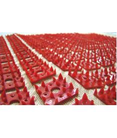 Аппликатор коврик на хлопковой ткани 560 шт Пласт