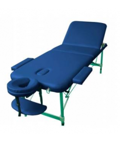 Art of choice HQ18-LEO Comfort синий Массажный стол