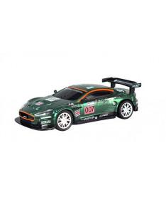Auldey ASTON MARTIN DB9R9 (зеленый,1:28)  Автомобиль радиоупр-ый (1:28)