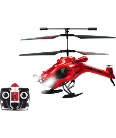 Auldey DARK STEALTH (красный, 22 см, 3-канальный, с гироскопом) Вертолет на ИК управлении