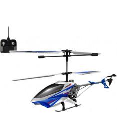 Auldey EXPLOITER S (синий,40см,3-канальный,с гироскоп.) Вертолет радиоупр-ый -