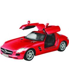 Auldey MERCEDES-BENZ-SLS-AMG (красный,1:16) Автомобиль радиоупр-ый (1:16)
