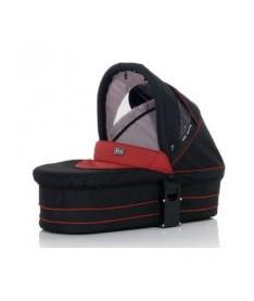 АВС Люлька для коляски  &ampquotZOOM Cherry-black черный с красным