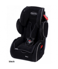 Автокресло BabySafe Space Premium, black