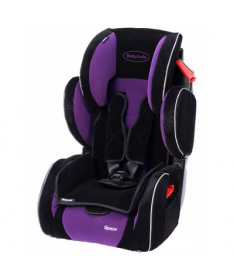 Автокресло BabySafe Space Premium, purple