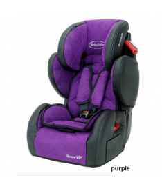 Автокресло BabySafe Space VIP, purple