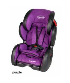 Автокресло BabySafe Sport VIP, purple