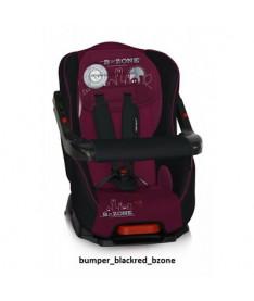 Автокресло Bertoni BUMPER, black and red b-zone