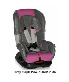 Автокресло Bertoni CONCORD, grey purple pisa