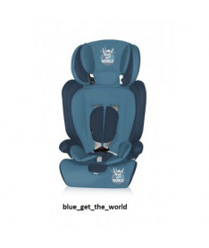 Автокресло Bertoni MARANELLO+, blue get the world