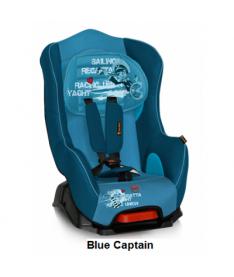 Автокресло Bertoni PILOT+, blue captain
