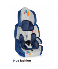 Автокресло Bertoni SPEEDWAY, blue fashion