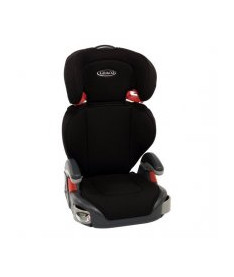 Автокресло Graco JUNIOR MAXI Sport Luxe, черный