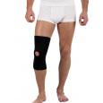 Бандаж компрессионный на коленный сустав с фиксирующим кольцом неопреновый Тривес Т-8507