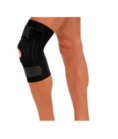 Бандаж на коленный сустав с пластинами, материал Coolmax Тривес Т-8505