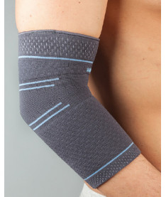 Бандаж на локтевой сустав тканый Aurafix 306