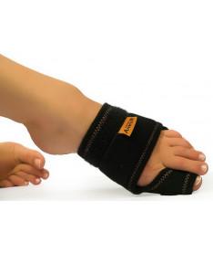 Бандаж ортопедический при вальгусной деформации сустава большого пальца стопы Armor ARF12 (ночной, правый, левый)