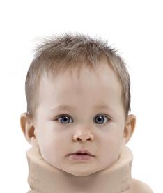 Бандаж шейный для новорожденных Тривес серия Expert ТВ-000