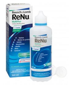 Baucsh &amp Lomb, Ciba Vision Renu Multi Plus, 355 мл, раствор с энзимной очисткой