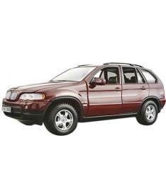 Bburago Bijoux BMW X5 (ассорти красный,серый металлик,1:24) Автомодель (1:24)