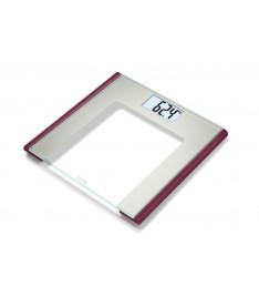 Beurer GS 170 Ruby Весы стеклянные