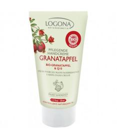 БИО-Крем для рук  LOGONA Гранат+Q10, 50 мл