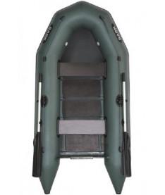 BТ-270 Моторная надувная лодка Bark с реечным настилом, двухместная
