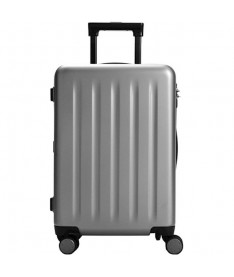 Чемодан RunMi 90 Points suitcase Grey Stars 20""