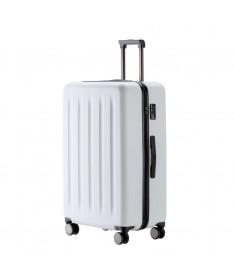 """Чемодан RunMi 90 Points suitcase Moonlight White 20"""""""