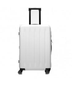 """Чемодан Xiaomi 90 points suitcase white moon light 24"""""""