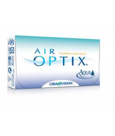 Ciba Vision Air Optix Aqua, упаковка 3 шт., lotrafilcon B 33%, r 8.6 d 14.2