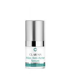 Clarena Max Anti Acne Serum - антибактериальная сыворотка против акне, 15 мл