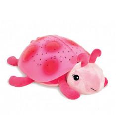 Cloud B Детский  ночник Розовая Божья Коровка Twilight Ladybug - Pink