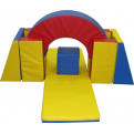 Детские спортивные игровые модули