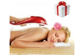 При покупке массажеров получите гарантированный подарок!