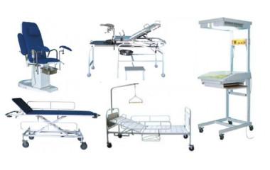 Большой выбор мебели для палат, дополнительного оборудования