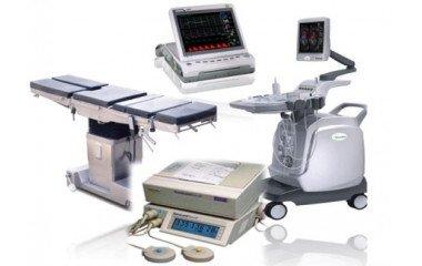 Большой выбор аппаратов для разных отделений медучреждений