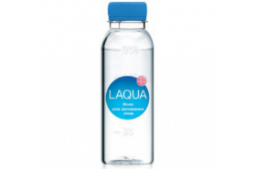В подарок к термометрам вода для запивания лекарств LAQUA