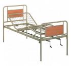 Медицинская кровать (три секции) OSD-94V металлическая [47576]
