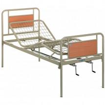 Фото: Медицинская кровать (три секции) OSD-94V металлическая - изображение 5