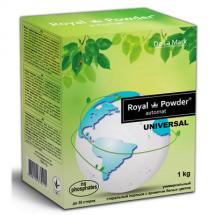 Фото: Стиральный порошок DeLaMark Royal Powder с ароматом белых цветов, 1кг - изображение 1