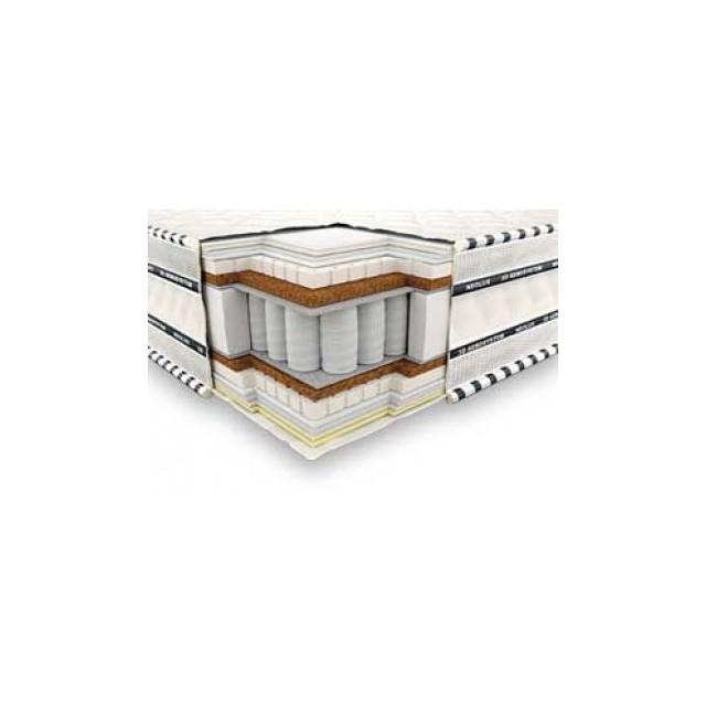 Ортопедический матрас Неолюкс Империал 3D латекс/кокос